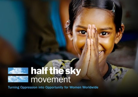 """HALF THE SKY"" & SOCIAL DOCUMENTARY TRANSMEDIA 