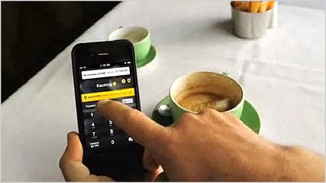 Kaching! CommBank's mobile payment app pays off - Delimiter | NFC | Scoop.it