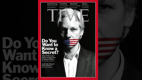 Assassination TIME: Sr. journalist 'can't wait' to justify drone strike that will kill Assange | Unthinking respect for authority is the greatest enemy of truth. | Scoop.it