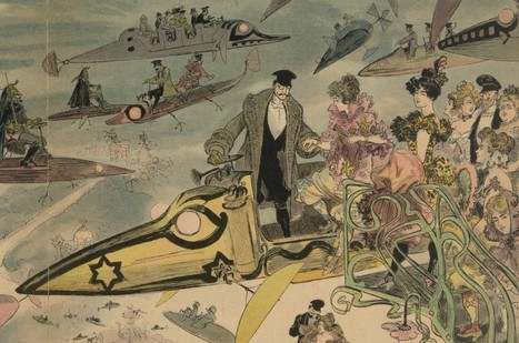 Science and Imagination: Full Steam(punk) Ahead with Primary Sources | Teaching with the Library of Congress | Just Put Some Gears on It | Scoop.it