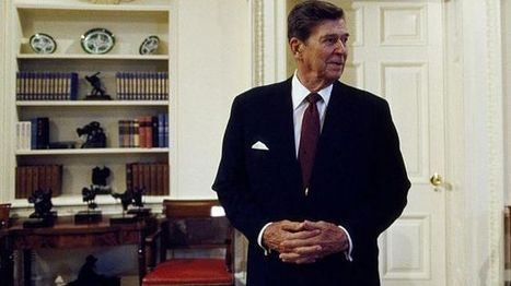 Ronald Reagan is not coming back, Republicans. Accept it. | Electile Dysfunction | Scoop.it