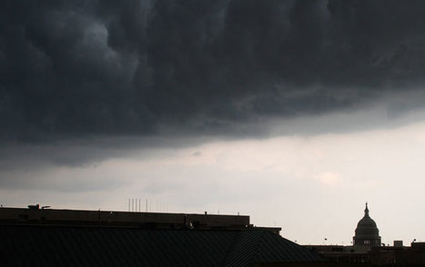 The Sham of Austerity and the Storms to Come | Global politics | Scoop.it
