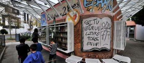 TENDANCE - Les bibliothèques de rue, un best-seller français? | O.B.N.I | Scoop.it