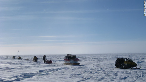 Grand Canyon-sized valley found beneath Antarctica | Geographic Information Sciences | Scoop.it
