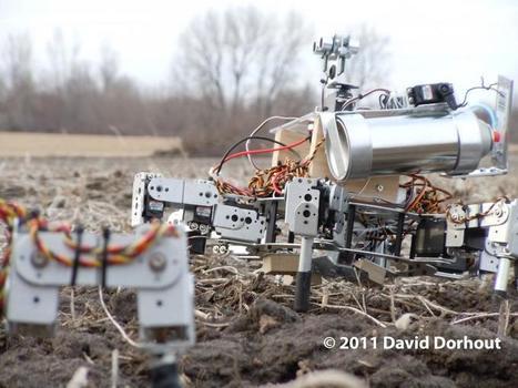 Dorhout R&D LLC - Prospero: Robot Farmer   Robolution Capital   Scoop.it