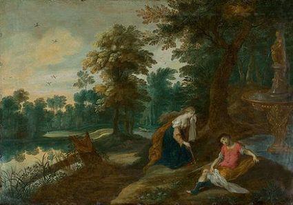 Píramo y Tisbe, los Romeo y Julieta mitológicos | Classical Geek | Scoop.it