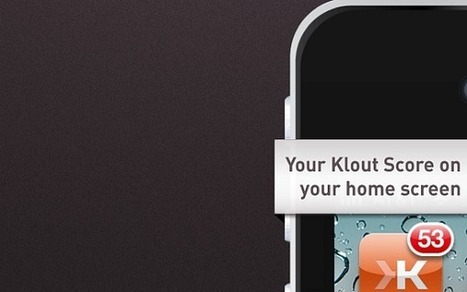 10 Things You Didn't Know About Klout | Social Mind | Scoop.it