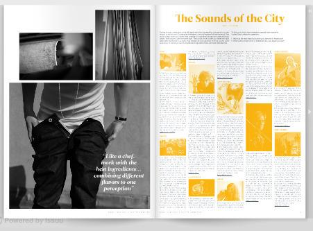 Journal de Nîmes - The Sounds of theCity | DESARTSONNANTS - CRÉATION SONORE ET ENVIRONNEMENT - ENVIRONMENTAL SOUND ART - PAYSAGES ET ECOLOGIE SONORE | Scoop.it