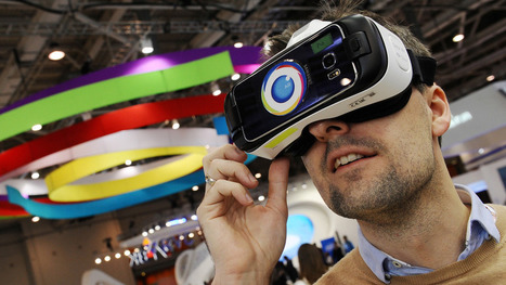 The 6 most important virtual reality breakthroughs of 2015 | Media & Imagination | Scoop.it