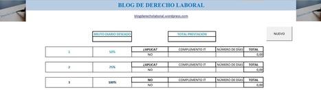 CALCULADORA DE COMPLEMENTOS DE IT, CONVERSOR DE SALARIO NETO A BRUTO y DESGLOSE DE PAGAS EXTRAS   Semanal Orientación y #Empleo   Scoop.it