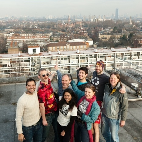 The launch of inner London's first co-operatively owned solar power station! | ECONOMIES LOCALES VIVANTES | Scoop.it