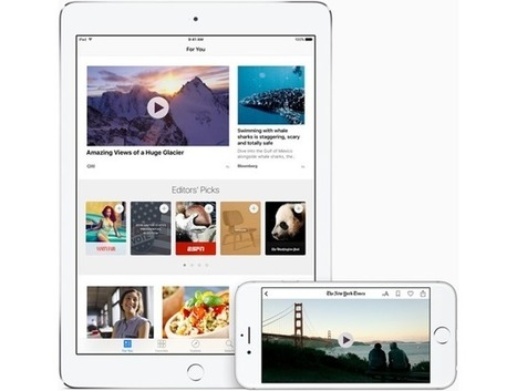iOS 9.3 Has Arrived, Here's Why You Should Upgrade | Mobile learning for students and teachers | Scoop.it