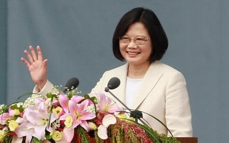 Donald Trump calls Taiwan's president, Tsai Ing-wen, risking major diplomatic dispute with China | EconMatters | Scoop.it