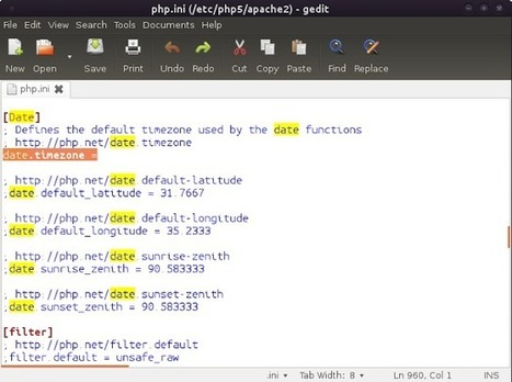 How To Install SilverStripe CMS 3.0.1 On Ubuntu 12.10/12.04/Linux Mint 13 | silverstripe | Scoop.it
