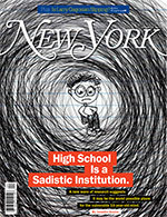 Why You Truly Never Leave High School | New York Magazine | Into the Driver's Seat | Scoop.it