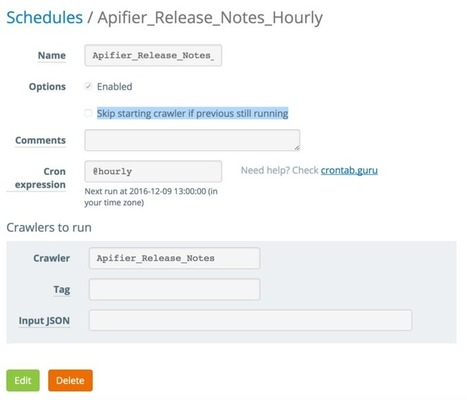 How to turn any website into an RSS feed [with Apifier] | RSS Circus : veille stratégique, intelligence économique, curation, publication, Web 2.0 | Scoop.it