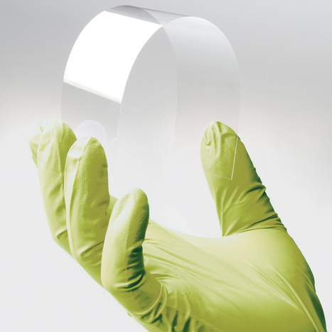 Curved handheld displays almost ready for market | Surveillance Products | Scoop.it