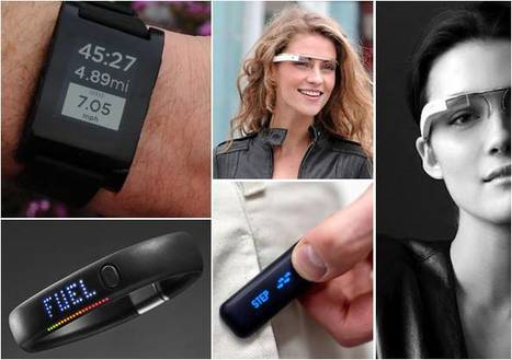 Wearable Computing Devices will exceed 485 Million Annual Shipments by 2018 | InternetdelasCosas | Scoop.it