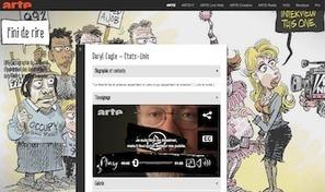 Un webdoc d'Arte questionne la liberté d'expres...   Narration transmedia et Education   Scoop.it