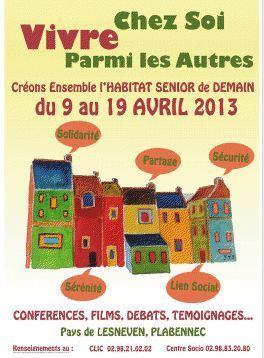 9-19 avril Lesneven (29) - Habitat participatif intergénérationel quizaine d'échange | Moove it !  On se bouge ! | Scoop.it