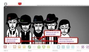 INCREDIBOX: UN DIVERTIDO JUEGO MUSICAL | Juegos Tic para Música Primaria | Scoop.it