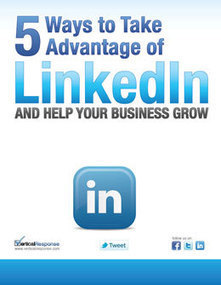 5 Ways to Take Advantage of LinkedIn | DV8 Digital Marketing Tips and Insight | Scoop.it