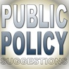 Public Policy Suggestions