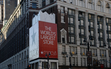 Macy's Flagship New York Store Gets Indoor GPS Navigation | Cartographie XY | Scoop.it