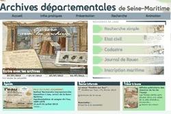 Seine-Maritime : l'état civil jusqu'à 1912, parfois 1935   Mémoire vive - Coté scoop.it   Scoop.it