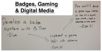 Badges, Gaming, and Digital Media - David Truss :: Pair-a-dimes for ...   Digital Badges   Scoop.it