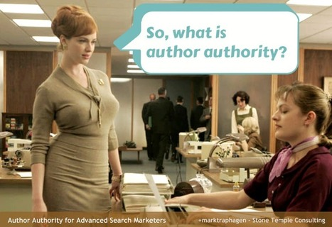 Google Authorship & Authority | HOA with Mark Traphagen | Google - a Plus for Business | Scoop.it