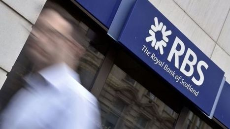 RBS braces for a monster fine - BBC News | Ethics? Rules? Cheating? | Scoop.it
