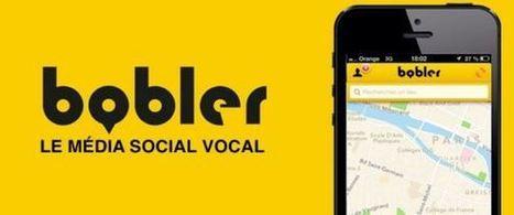 Marc Antoine Durand (Bobler) : « Remettre la voix au centre des conversations du Web social » | Bien communiquer | Scoop.it