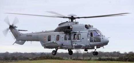Un nouvel hélicoptère pour la Marine le 1er janvier   La Manche Libre cherbourg   Actu Basse-Normandie (La Manche Libre)   Scoop.it