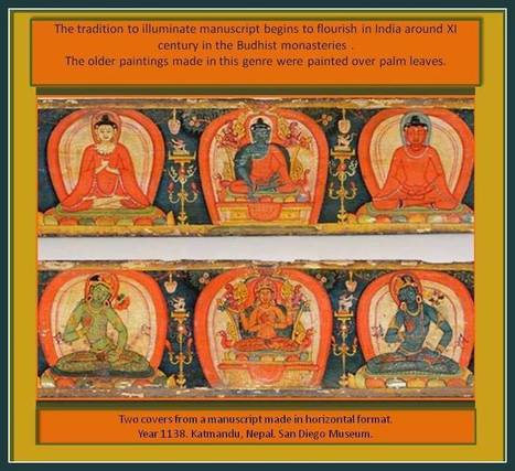 Paint In Ancient India.   Art History Summary. Periods and movements through time.   Ancient Art History Summary   Scoop.it