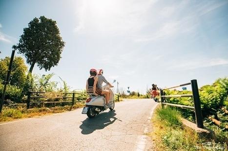 The Vespa Trip door Toscane | Ciao tutti, Ontdek Italië | Vacanza In Italia - Vakantie In Italie - Holiday In Italy | Scoop.it