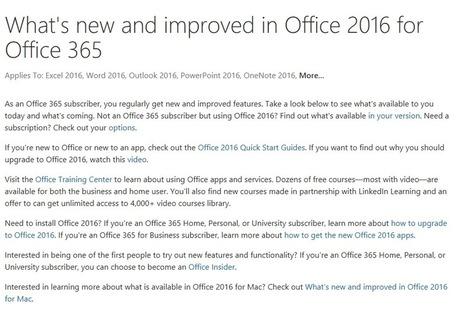 Obtenir les mises à jour d'Excel 2016 – Le CFO masqué | MSExcel | Scoop.it