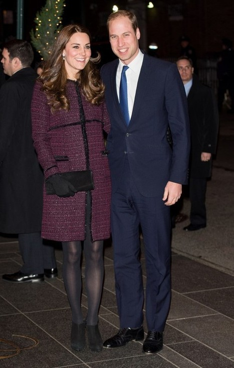 The Duchess Has Landed! See Kate Middleton's NYC Looks #fashiondesign | Eastside Optometric | Scoop.it