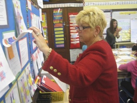 Test Driving a Pilot Teacher Evaluation System | Learning, Teaching & Leading Today | Scoop.it