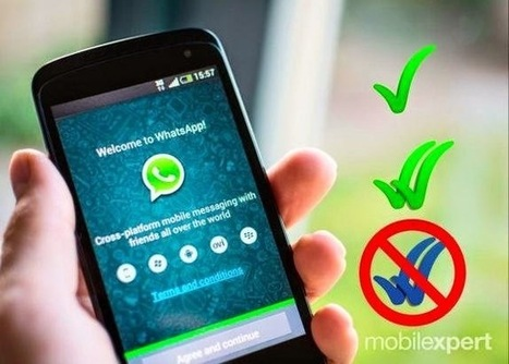 WhatsApp será atualizado para permitir desativar aviso de mensagem lida   TecnoInter - Brasil   Scoop.it