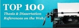 Top 100 Websites for Academics and Research Stu... | 3D Virtual-Real Worlds: Ed Tech | Scoop.it