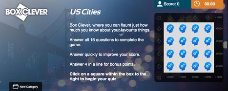 US Cities Quiz | AP HUMAN GEOGRAPHY DIGITAL  STUDY: MIKE BUSARELLO | Scoop.it