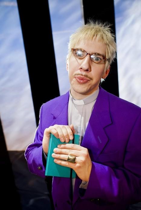 Pastori Luttisen pahimmat sananmuunnokset – katso top 20   Usko Eevertti Luttinen   Scoop.it