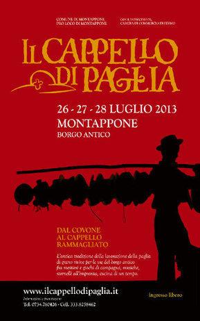 Il cappello di paglia - the straw-hat festival, Montappone   Le Marche another Italy   Scoop.it
