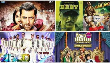 Top 10 Bollywood Box Office Collection Movies 2015 With Cost & Budget   Bollywood  Movie Review