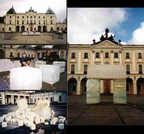 "Tomasz Domański: ""Arc Triumphus"" | Art Installations, Sculpture, Contemporary Art | Scoop.it"