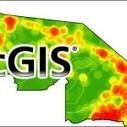 ArcGIS 10.2: Criação de um Mapa de Densidade   #Geoprocessamento em Foco   Scoop.it