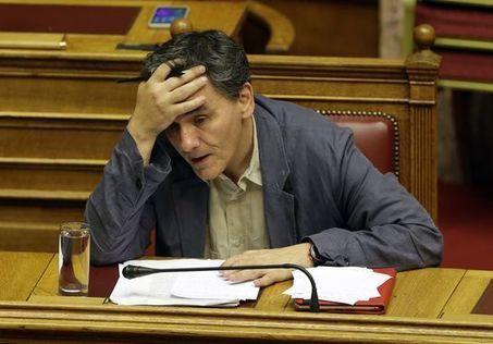 La Grèce obtient un prêt de 7 milliards d'euros… pour rembourser d'autres prêts | Actualités & Infos (Médias) | Scoop.it