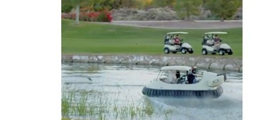 Bubba's Hovercraft Golf Cart | It's Show Prep for Radio | Scoop.it