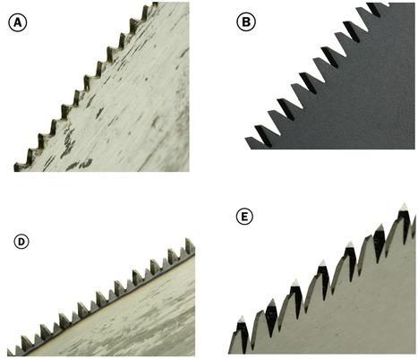 Skill Builder: Understanding Handsaws | Make: | L'Etablisienne, un atelier pour créer, fabriquer, rénover, personnaliser... | Scoop.it